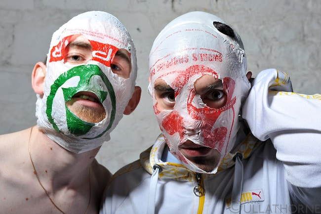 The Rubberbandits Rubberbandits AMA Music Agency Ltd