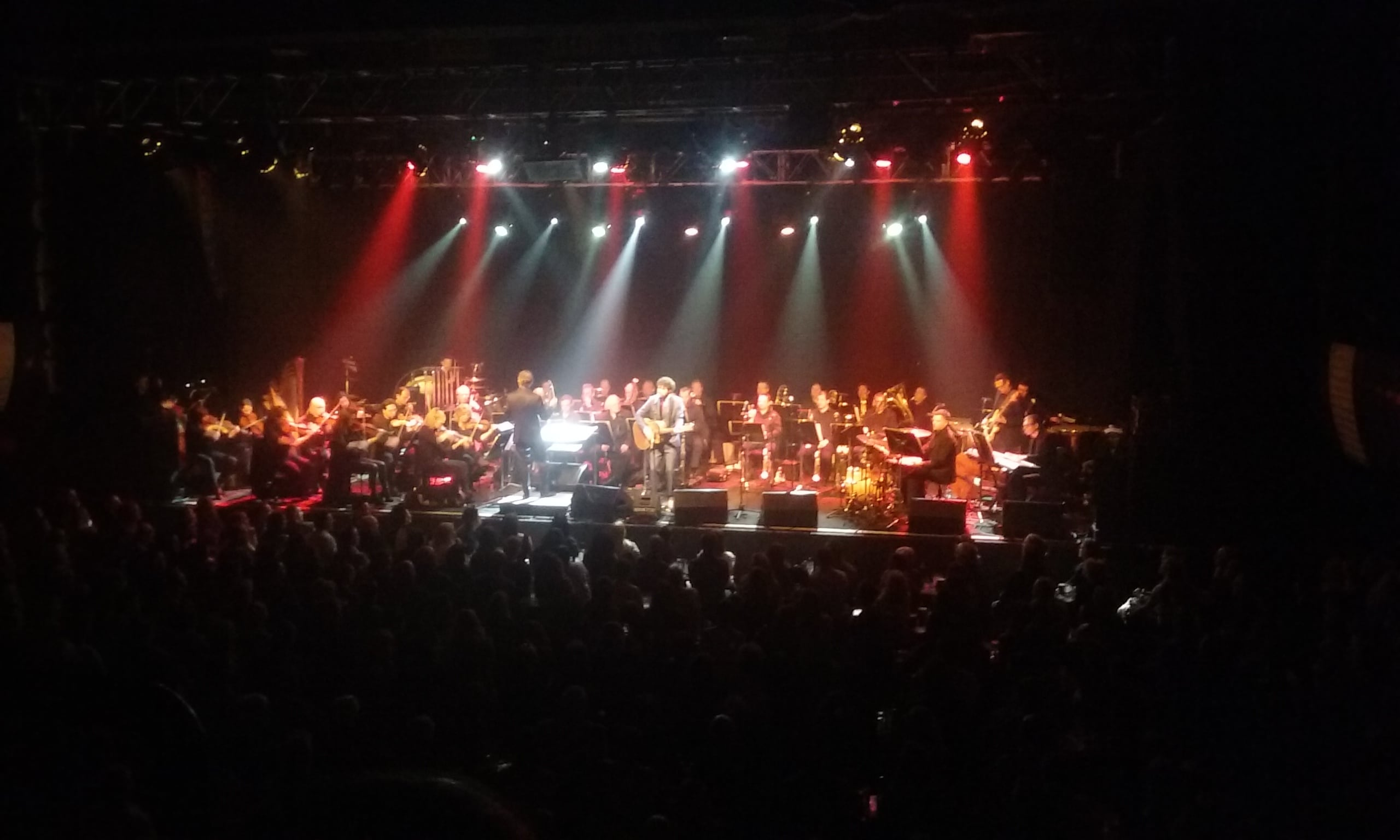 Declan O'Rourke & Orchestra at Vicar Street