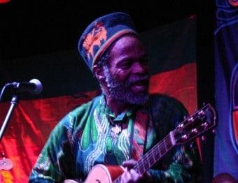 Ireland welcomes reggae artist Natty Wailer to its shores