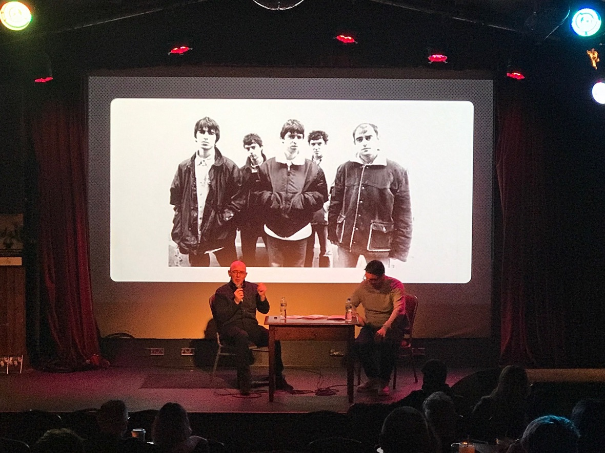 Tony Mccarroll live podcast oasis the truth