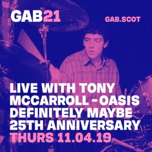 tony mccarroll Oasis live podcast the truth