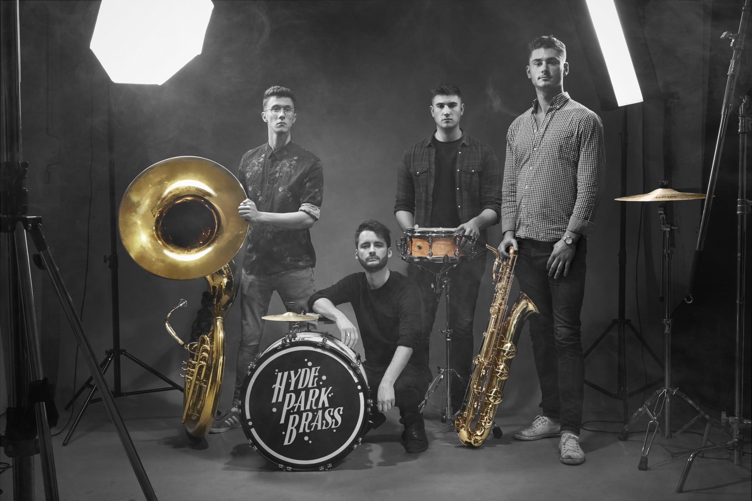 Hyde Park Brass Band