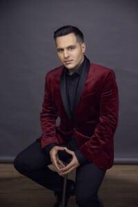 Opera Singer Mark Vincent AMA Music Agency