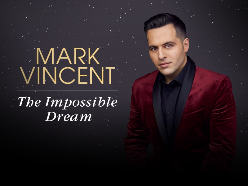 Mark Vincent Tenor